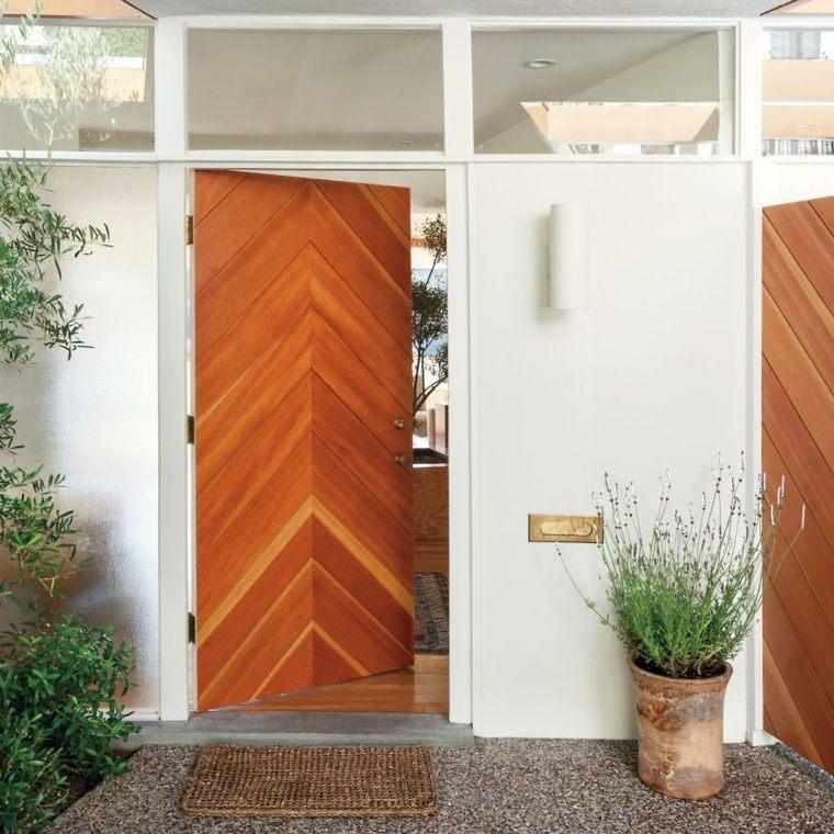 puertas de entrada-casa-estilo