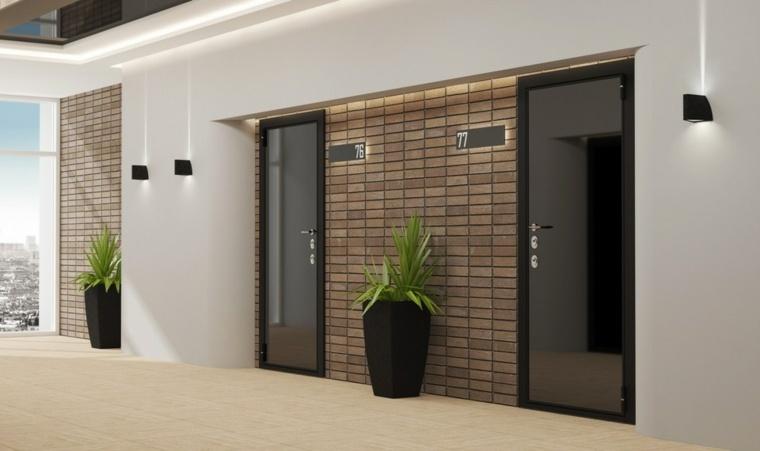 puertas de entrada-modernas-estilo