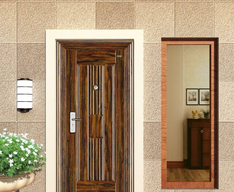 Puertas De Entrada Sus Tipos Y Caracter Scitas Para Pisos