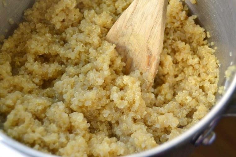 quinoa-cocida