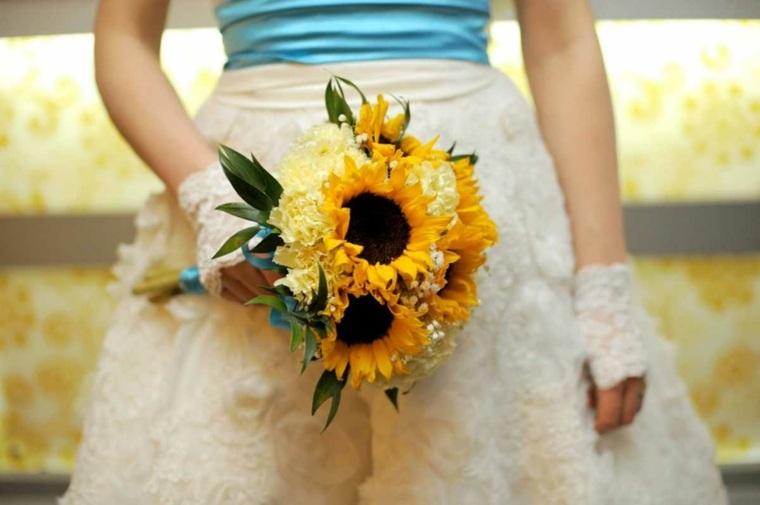 ramos de novia originales-ideas-boda-primavera