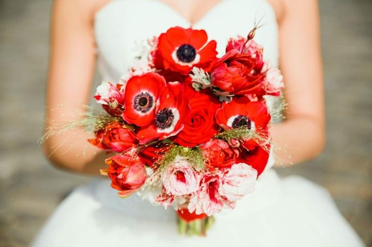 ramos-de-novia-originales-opciones-atrevidas-rojo