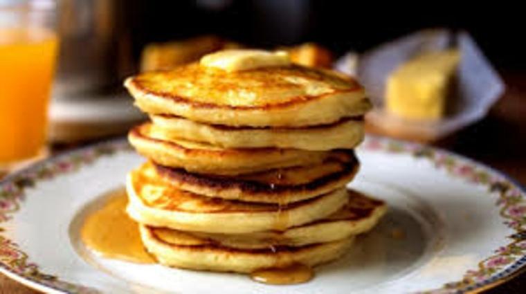 recetas de pancakes americana