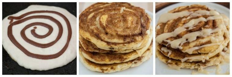 recetas de pancakes con-chocolate