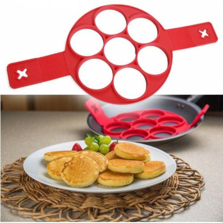 recetas de pancakes utensilio