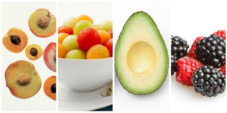 recetas-de-verano-comidas-frutas-verduras