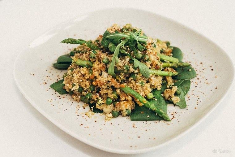 recetas fáciles y sanas comida-quinoa