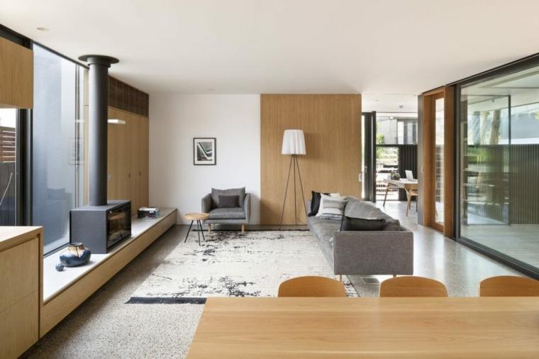 salones de diseño-estilo-vintage-simple