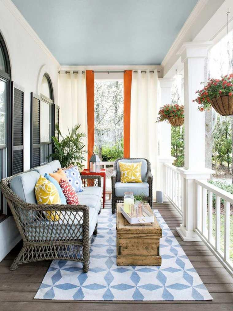 estupendas terrazas con encanto