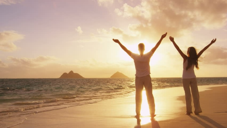 ser libre y felíz