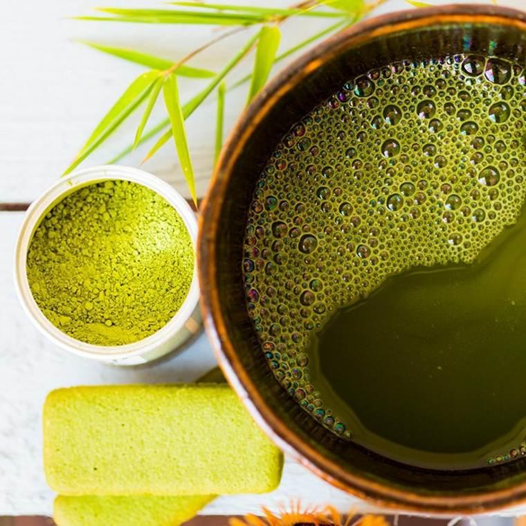 Ideas y usos del te verde