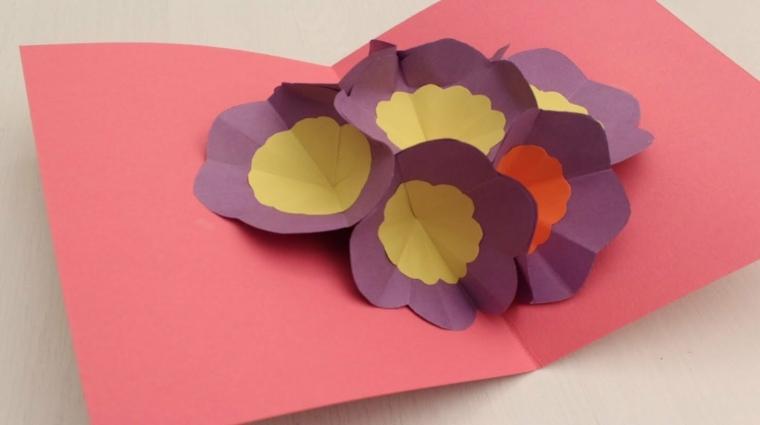 tarjetas de amor 3d flores
