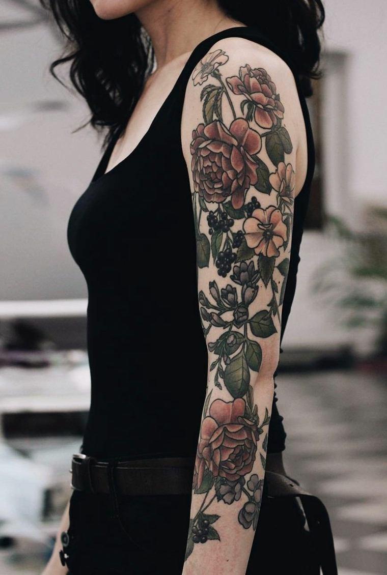 Tatuajes de mangas todo lo que tienes que saber antes de - Mangas de tattoo ...