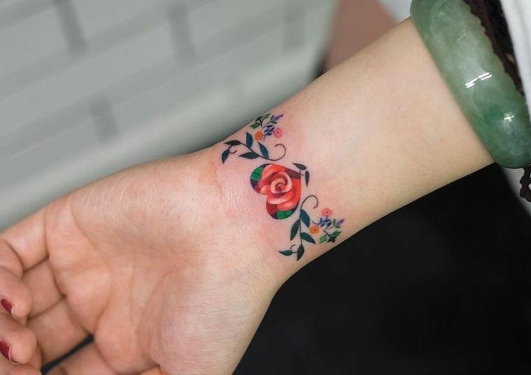 Tatuajes En La Muñeca Para Todos Los Gustos Nuevas Tendencias
