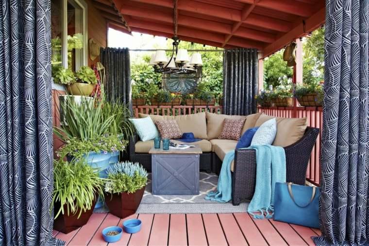 Terrazas con encanto ideas para decorar con estilo for Terrazas decoradas