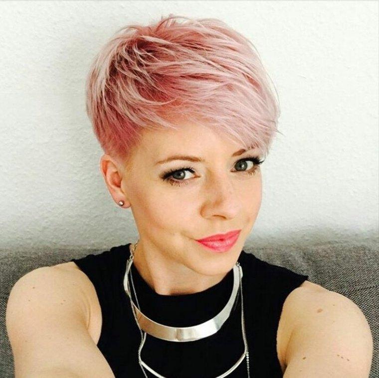 Ideas para peinados para pelo corto