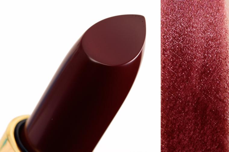 barras labios de tonos vino