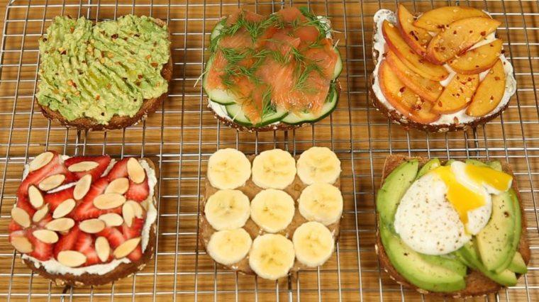 Recetas saludables para un vientre plano