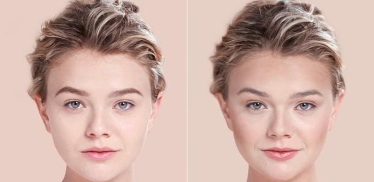 trucos de maquillaje-consejos-contorno-rostro