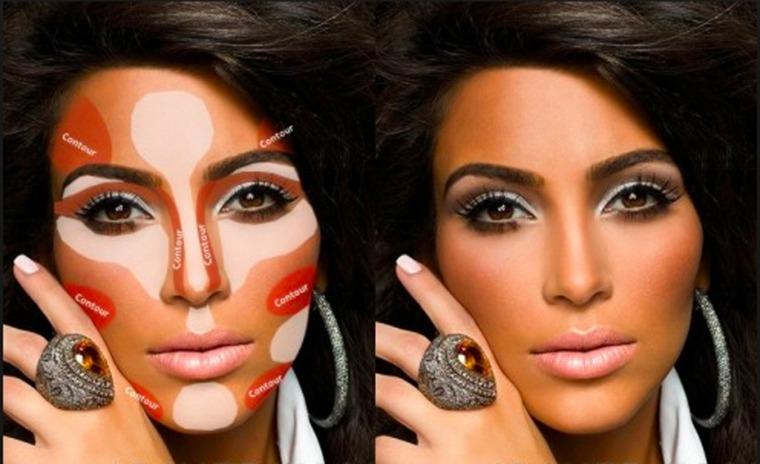 trucos de maquillaje-consejos-opciones-contorno