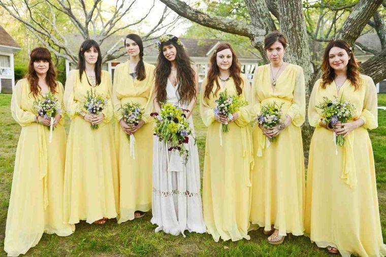 vestidos-dama-honor-amarillo-diseno