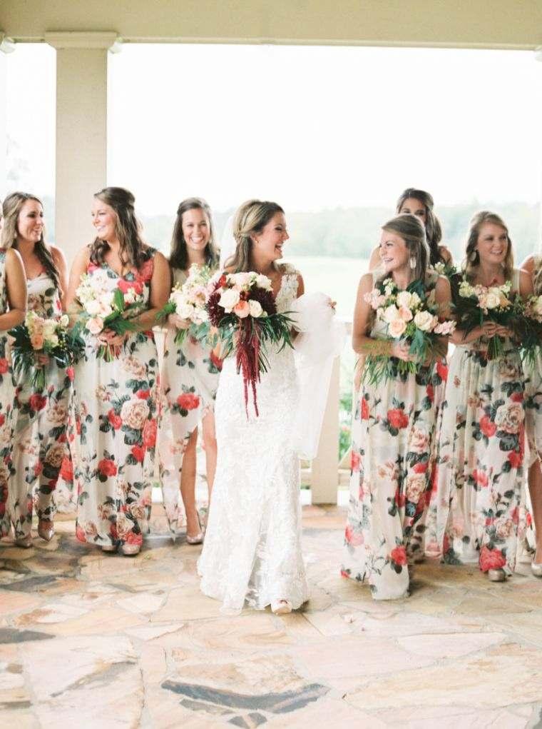 vestidos-dama-honor-modernos-boda-estampa-flores