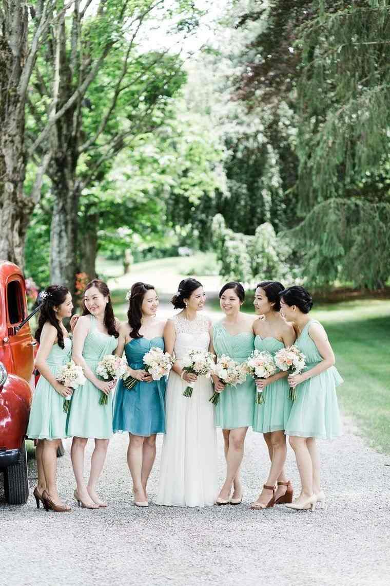 vestidos-de-dama-de-honor-modelos-color-azul
