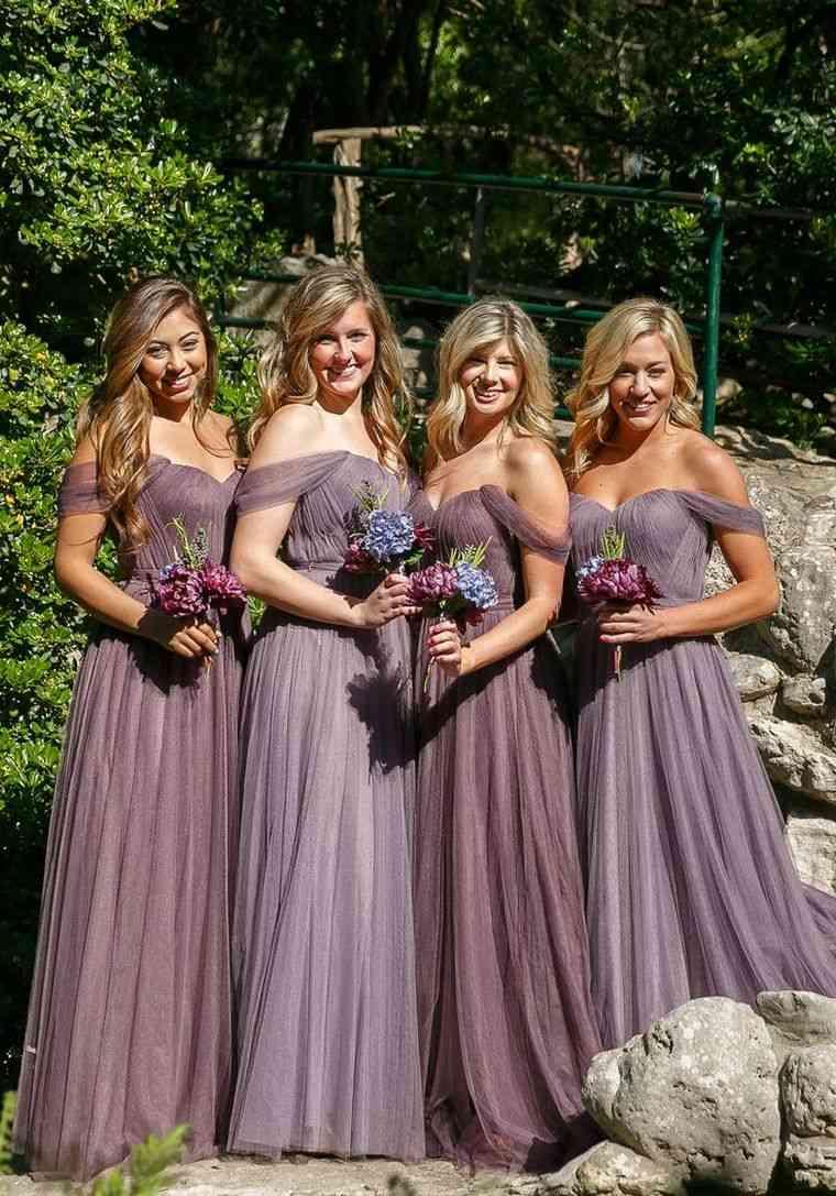 vestidos-de-dama-de-honor-modelos-colores-apagados