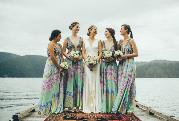 vestidos-de-dama-de-honor-modelos-multicolor