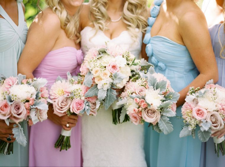 vestidos-de-dama-de-honor-modelos-varios-colores