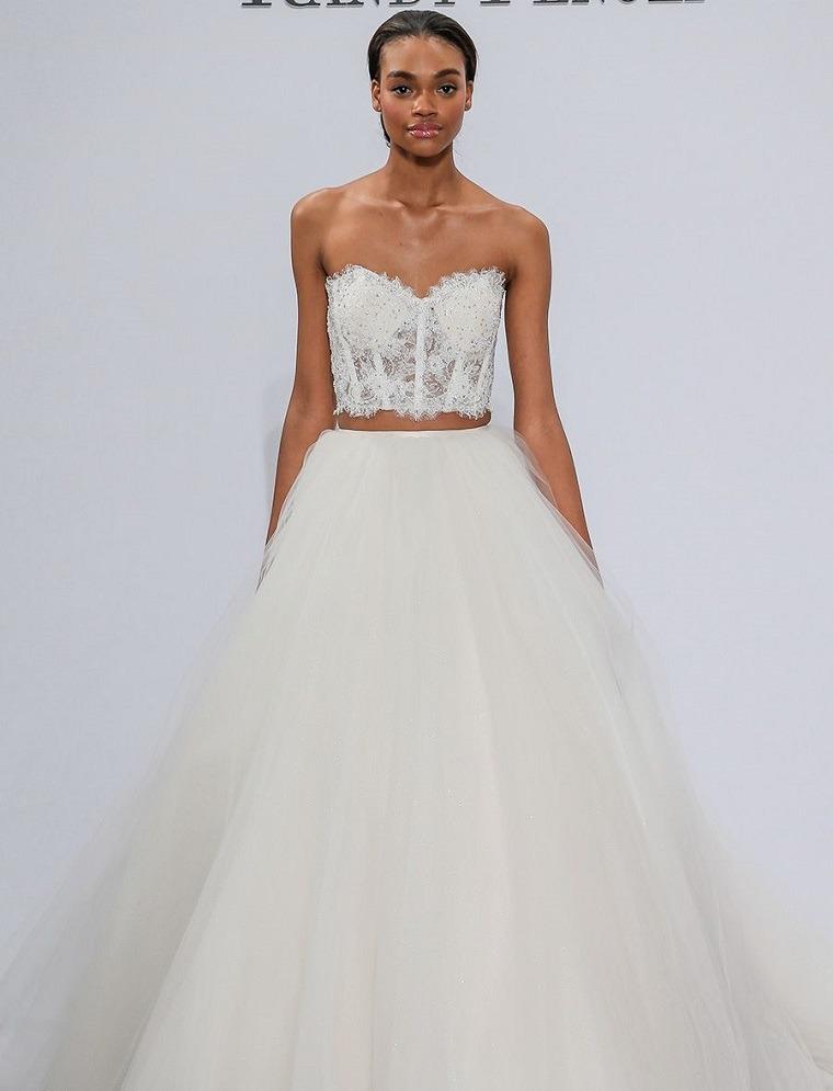 vestidos novia 2018 - descubre los mejores diseños de la semana de