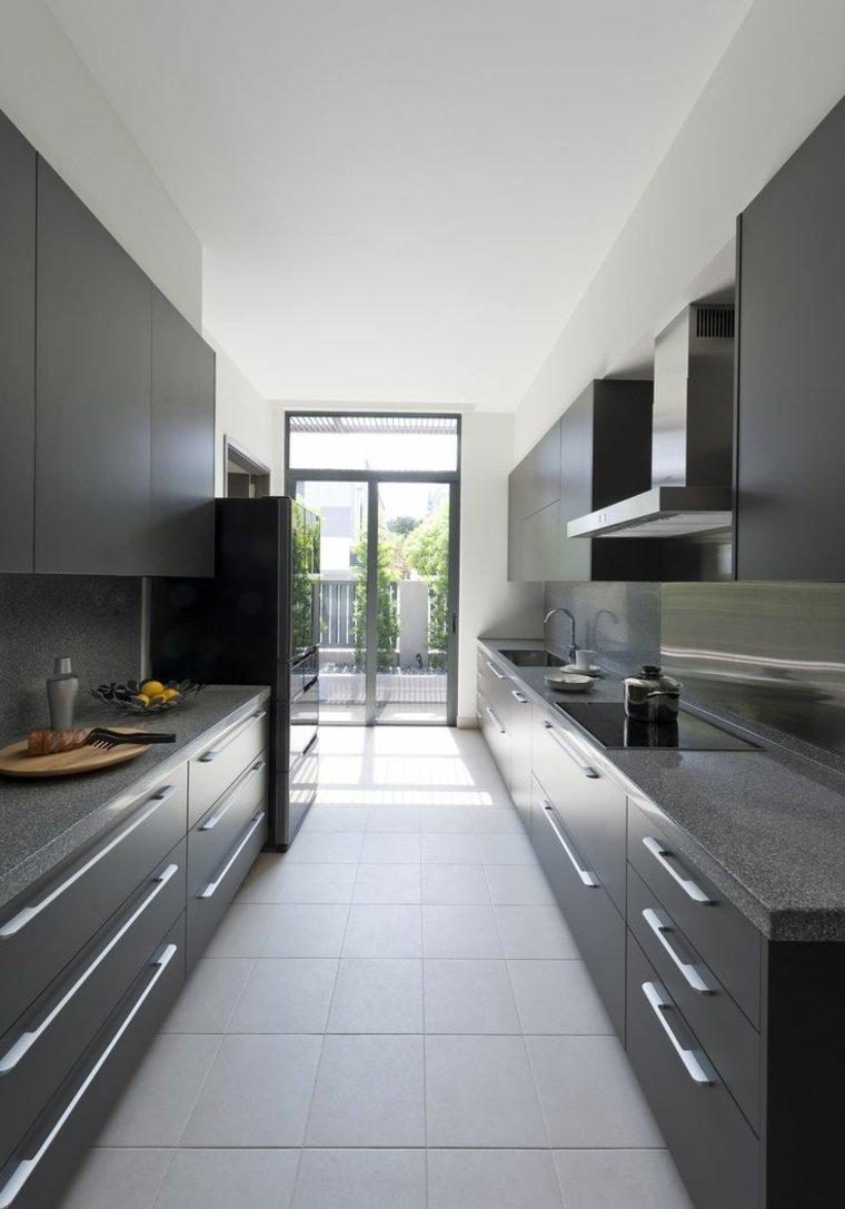 consejos de diseño para cocinas modernas