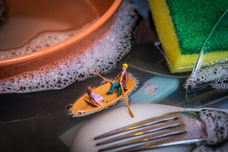 estupendas escenas con figuras en miniatura