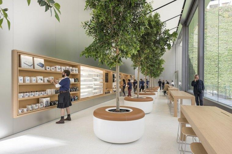 Tienda de apple abierta en singapur presenta un dise o for Interior design famosi