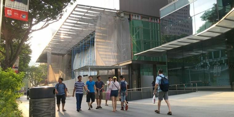 Tienda de Apple Singapur