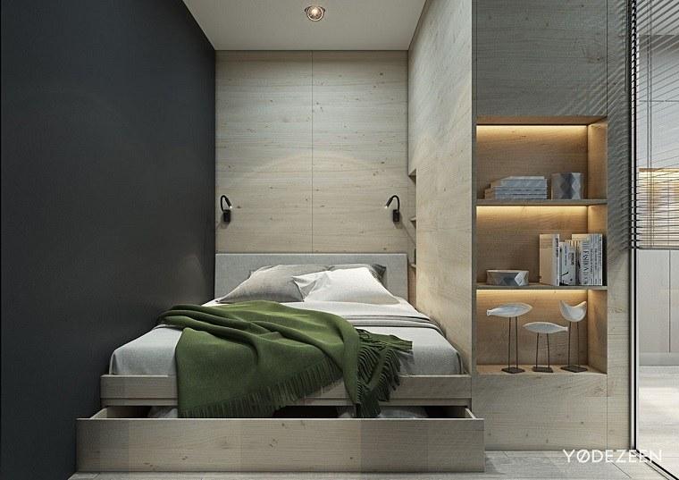 acogedor-espacio-calido-cama