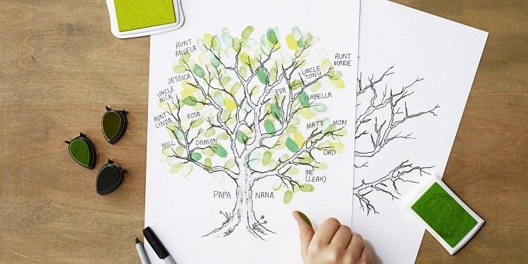 actividades recreativas para niños-casa-arbol-familia