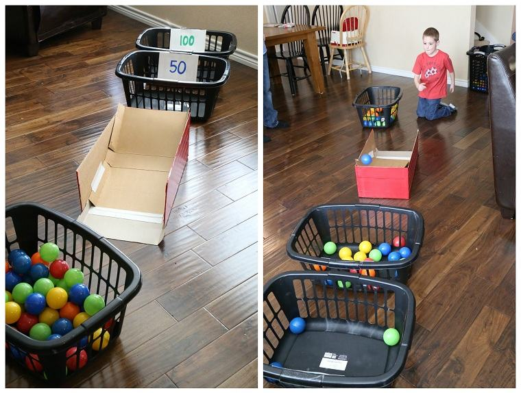 actividades recreativas para niños-casa-ideas