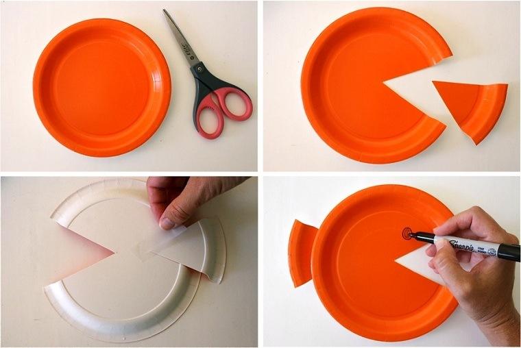 actividades recreativas para niños-casa-platos-peces-tutorial
