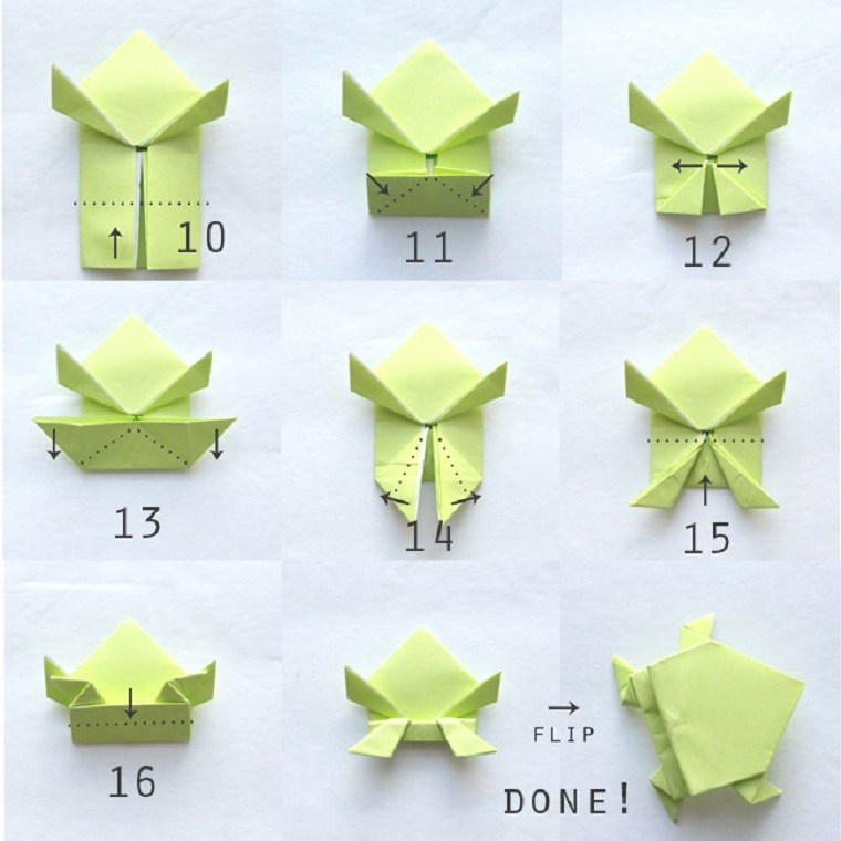 actividades-recreativas-para-ninos-ranas-origami-tutorial-ideas