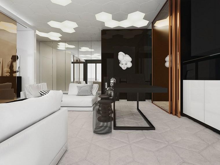 ambiente-futurista-blanco-negro