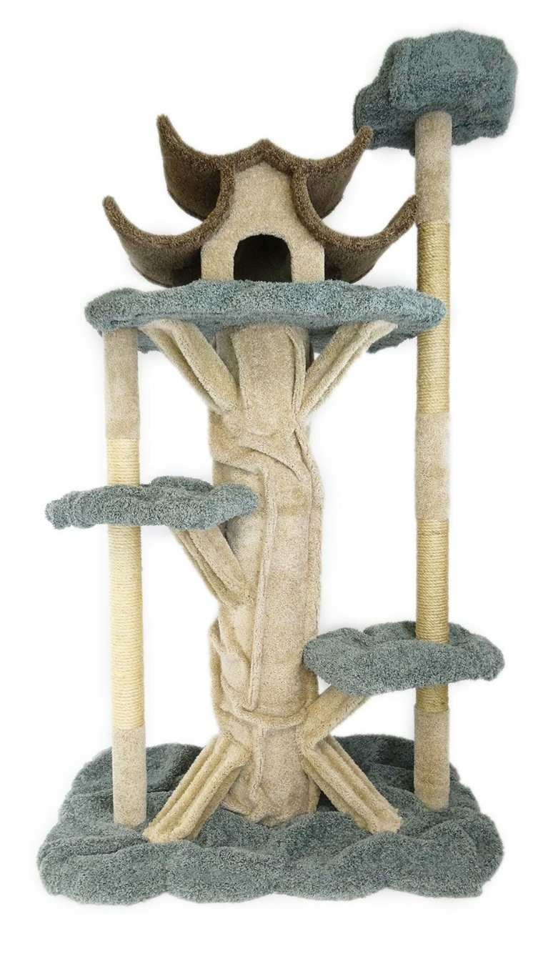 arbol de gatos-domesticos-moderno