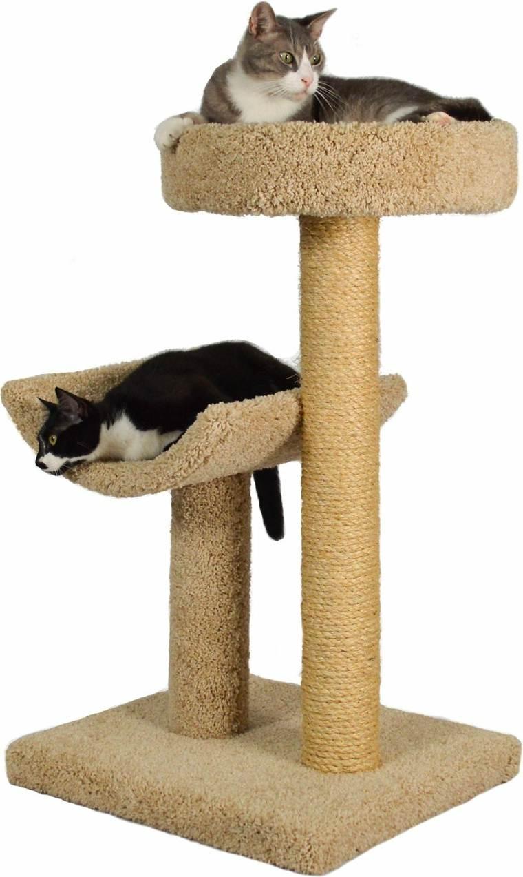 arbol para gatos-casa-rascadores