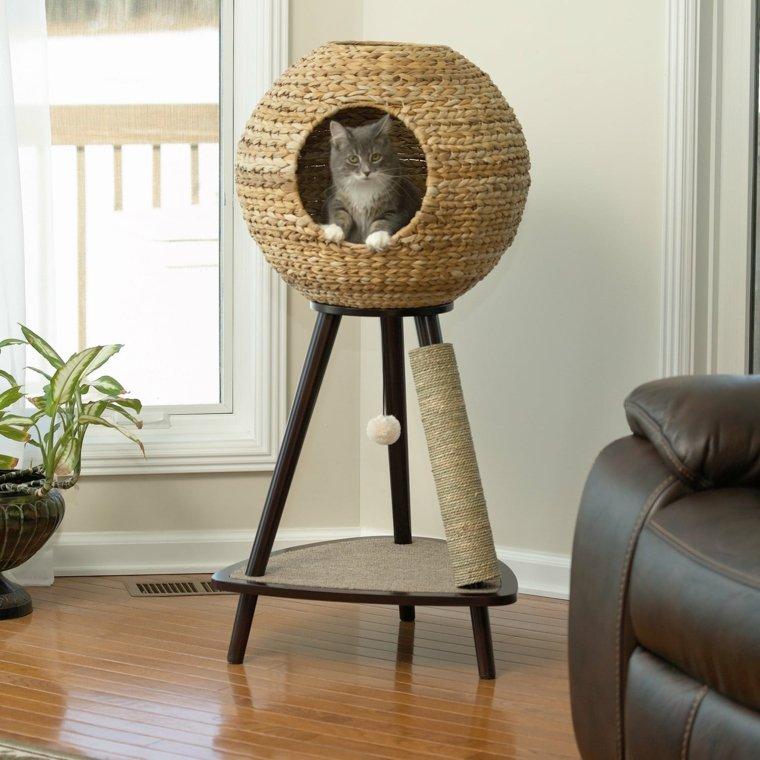 arbol para gatos-elegante-moderno