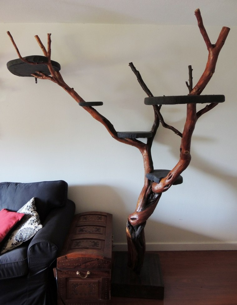 arbol para gatos-madera-moderno