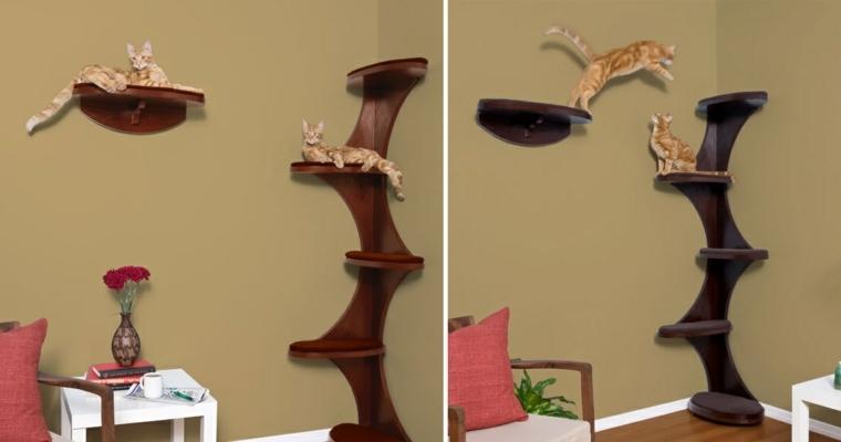 arbol para gatos-moderno-casa