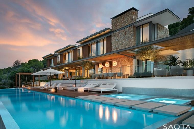 arquitectura moderna diseño efecros estilo