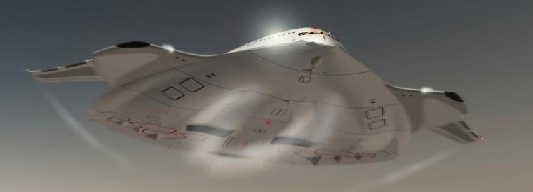 """HSP """"Magnavem"""" podría tener dos cubiertas con capacidad para 500 pasajeros"""