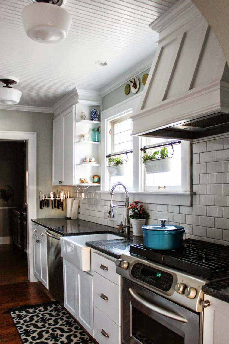 originales diseños de cocinas modernas
