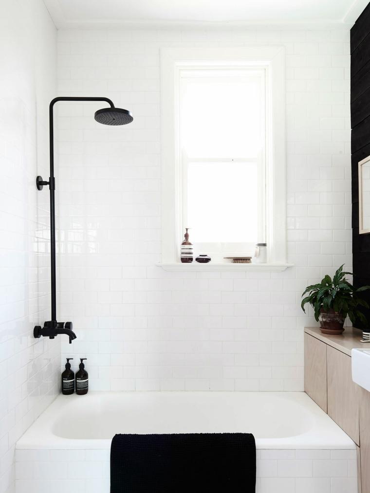 diseño para baños pequeños